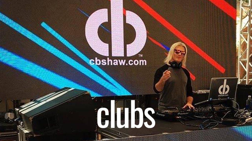 cb shaw club show